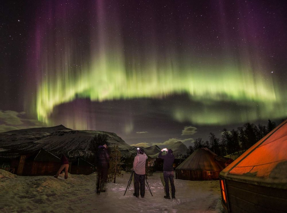 Photo: Lyngsfjord Adventures