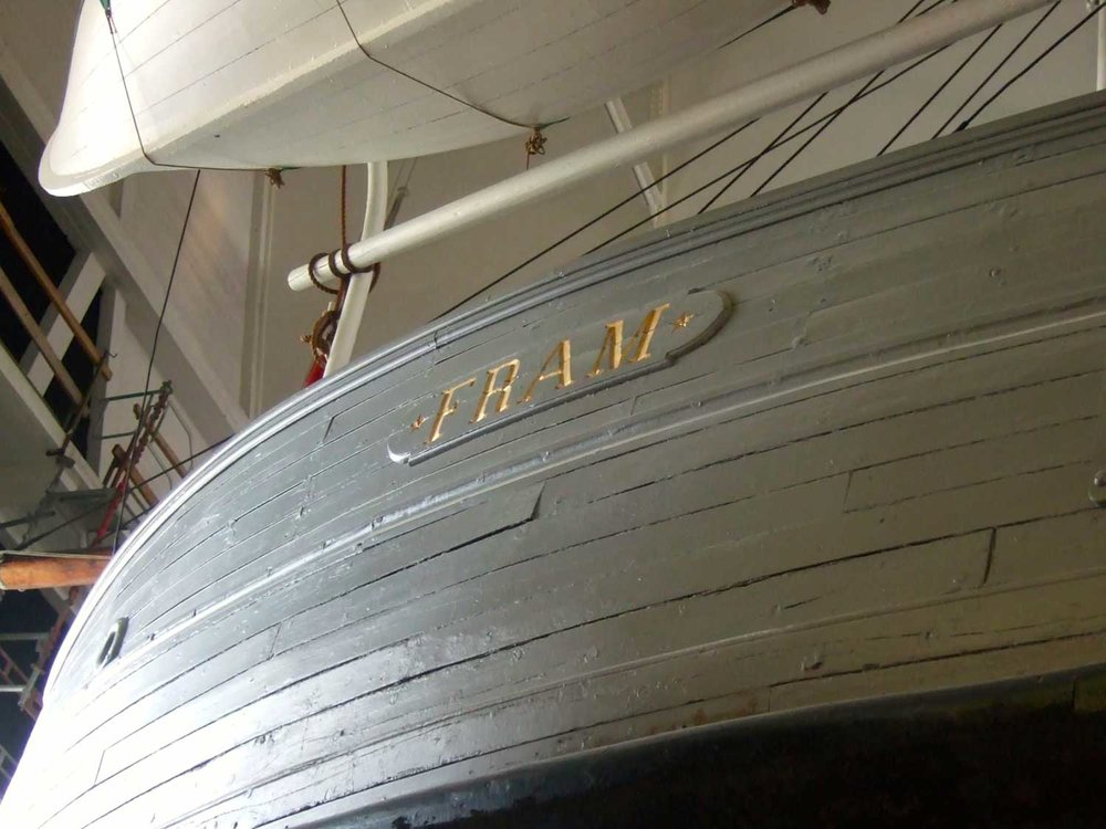 The Fram Museum, Bygdoy
