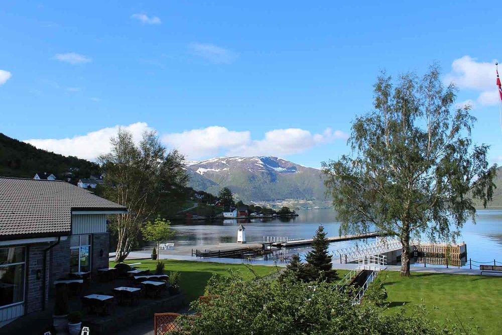 Rosendal Hardangerfjord