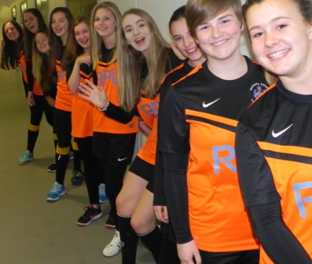 u16 girls in keepmoat stadium tunnelv2.jpg