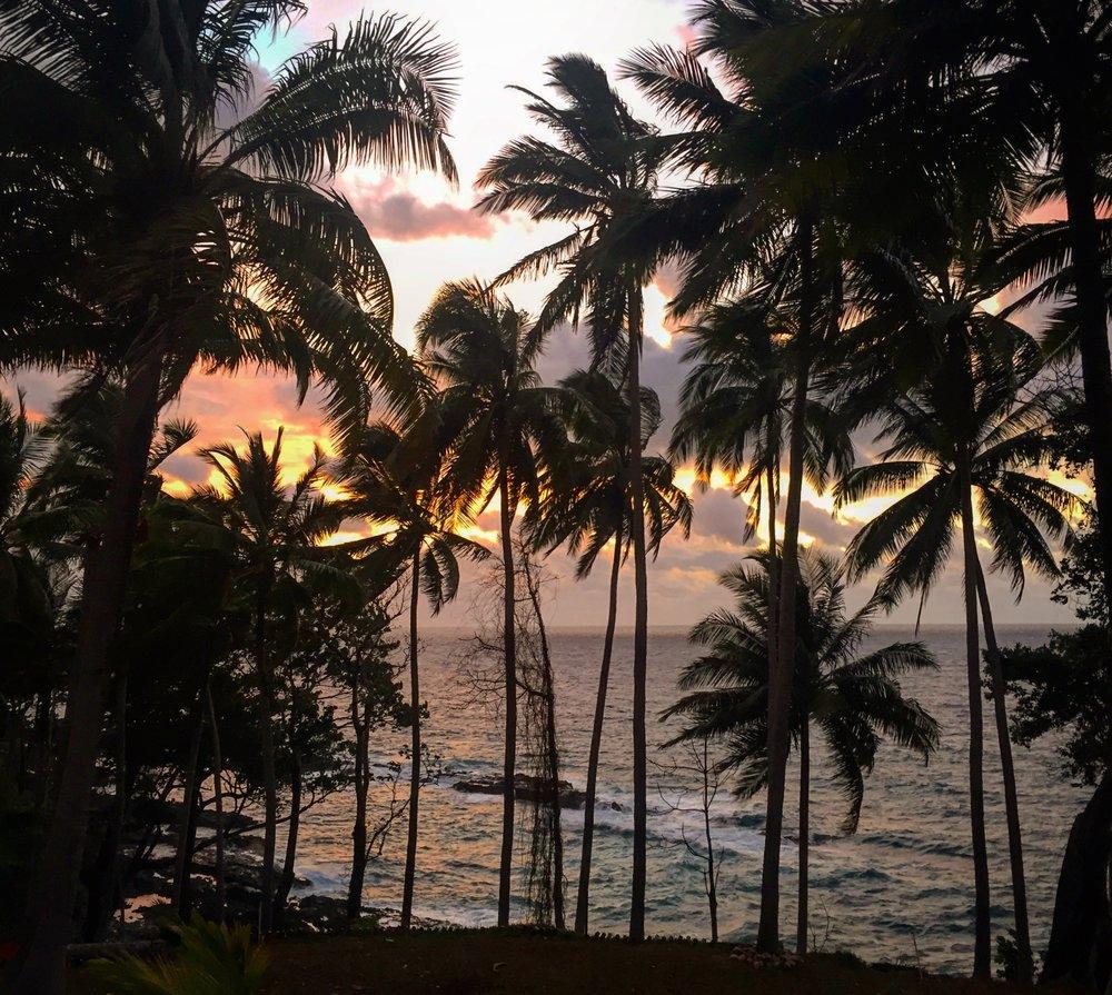 Views from Chidiya Tapu