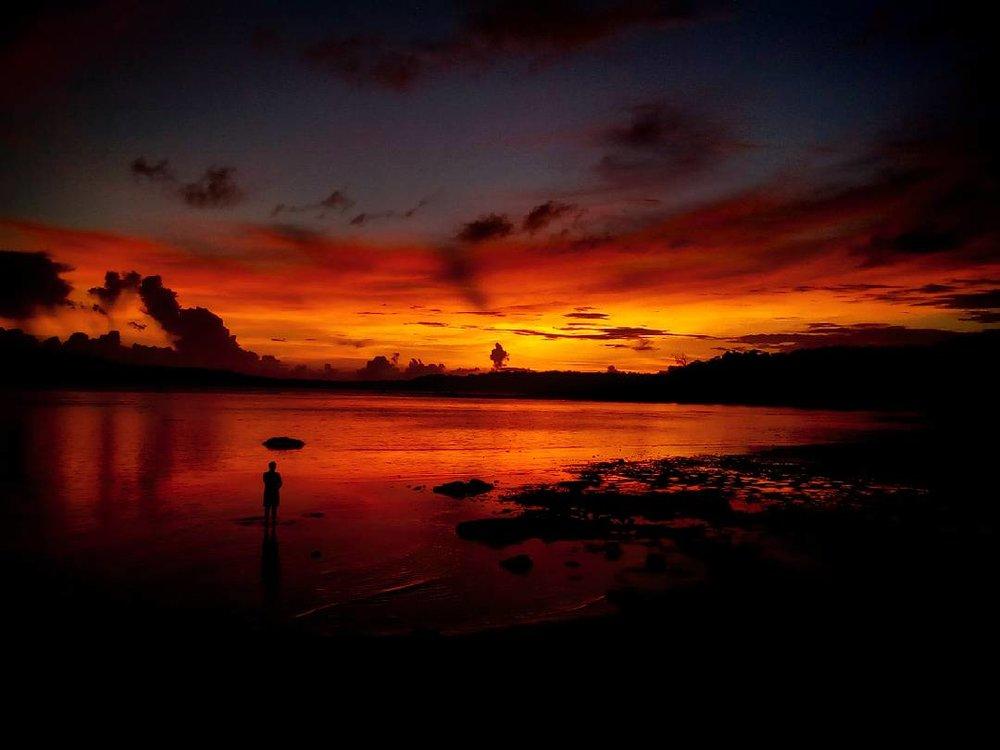 Sunsets at Chidiya Tapu