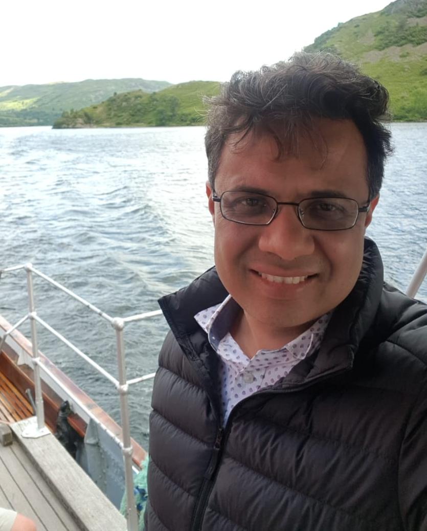 Vishal Singh Lacadives partner