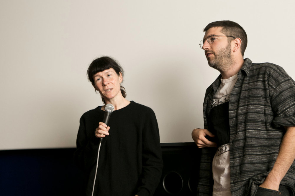 Filmmakers Margaret Salmon and Ed Webb-Ingall share their insight on approaching the Shore brief