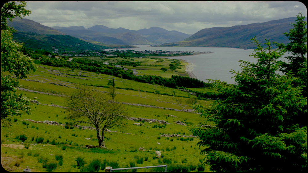 Ullapool from 'Cladach'