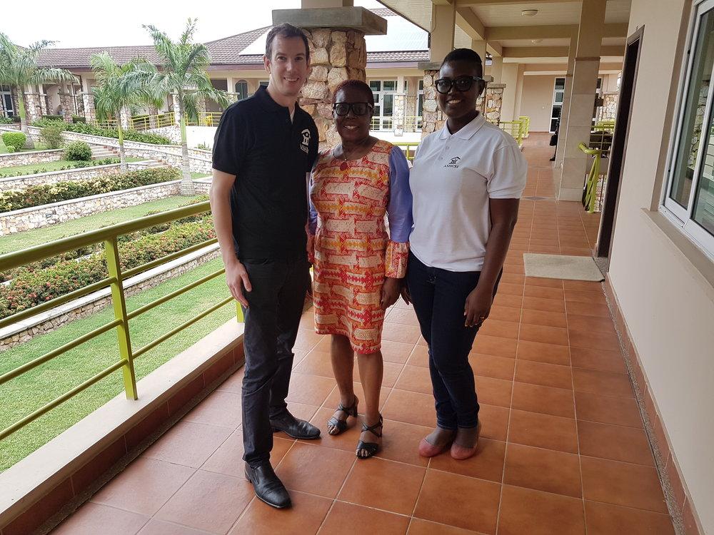 Rob McNutt at Ashesi University in Ghana.jpg