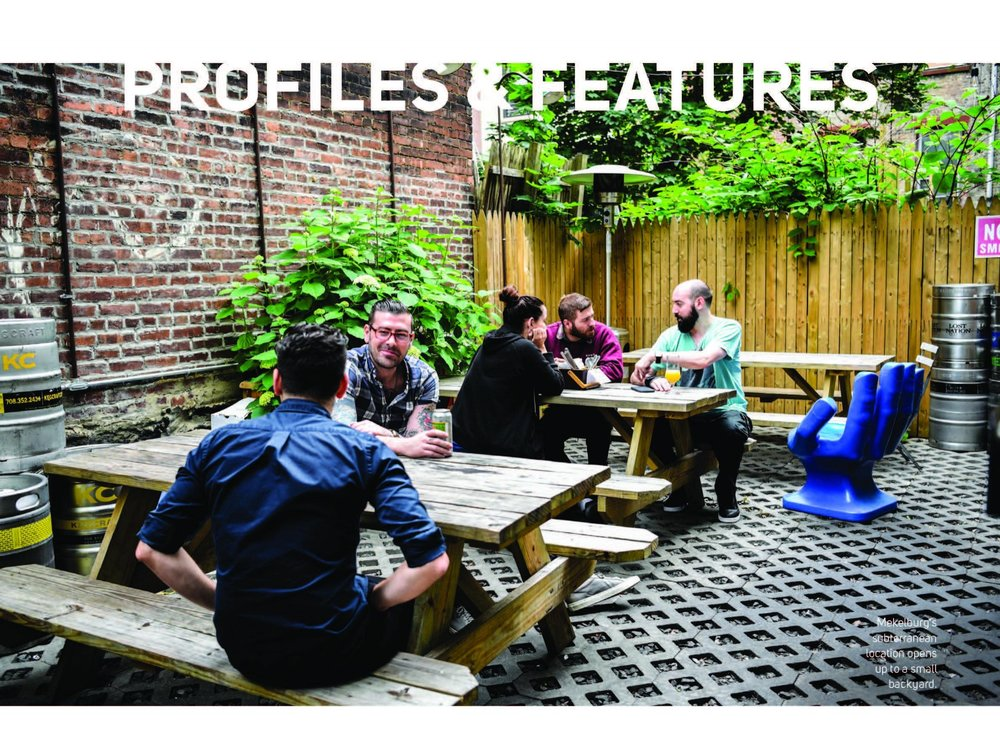 Beer Advocate Issue 126