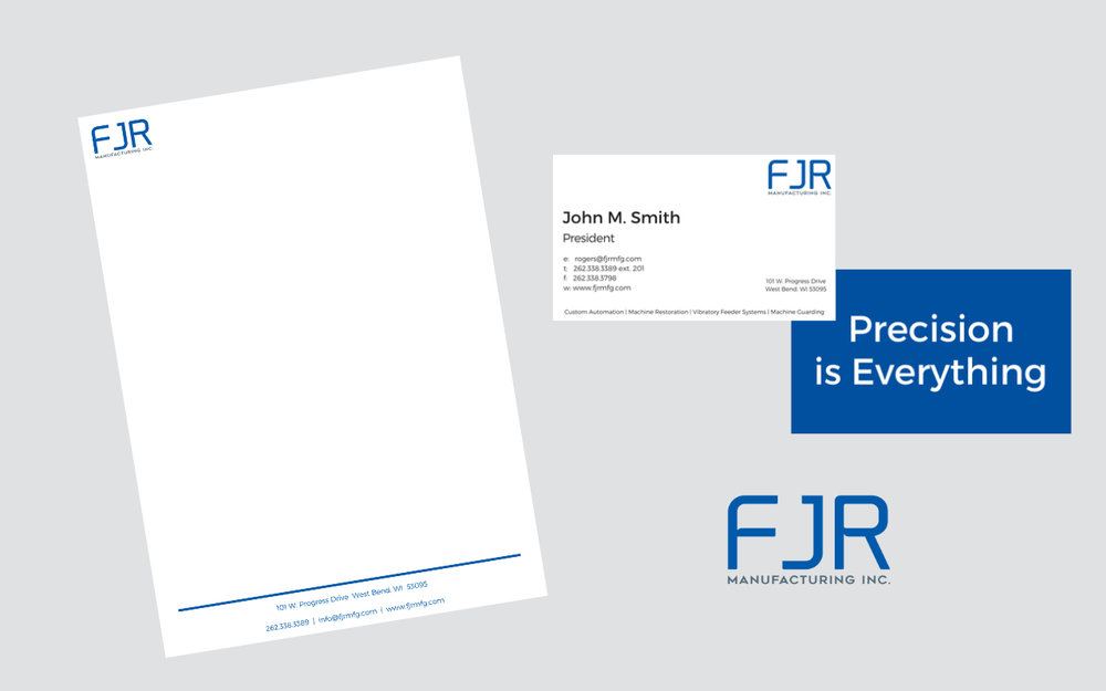 rSquare | Marketing and Branded Collateral Graphic Design