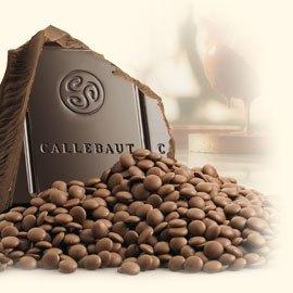 Callebaut Chocolate | Pink Aubergine Cupcakes