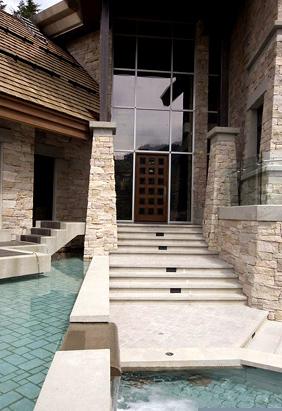 Formal Entry Porch