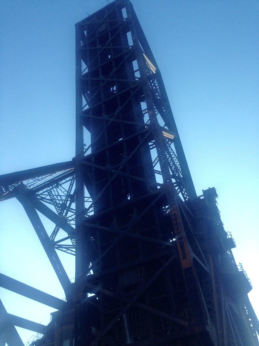 Lift Arm Bridge