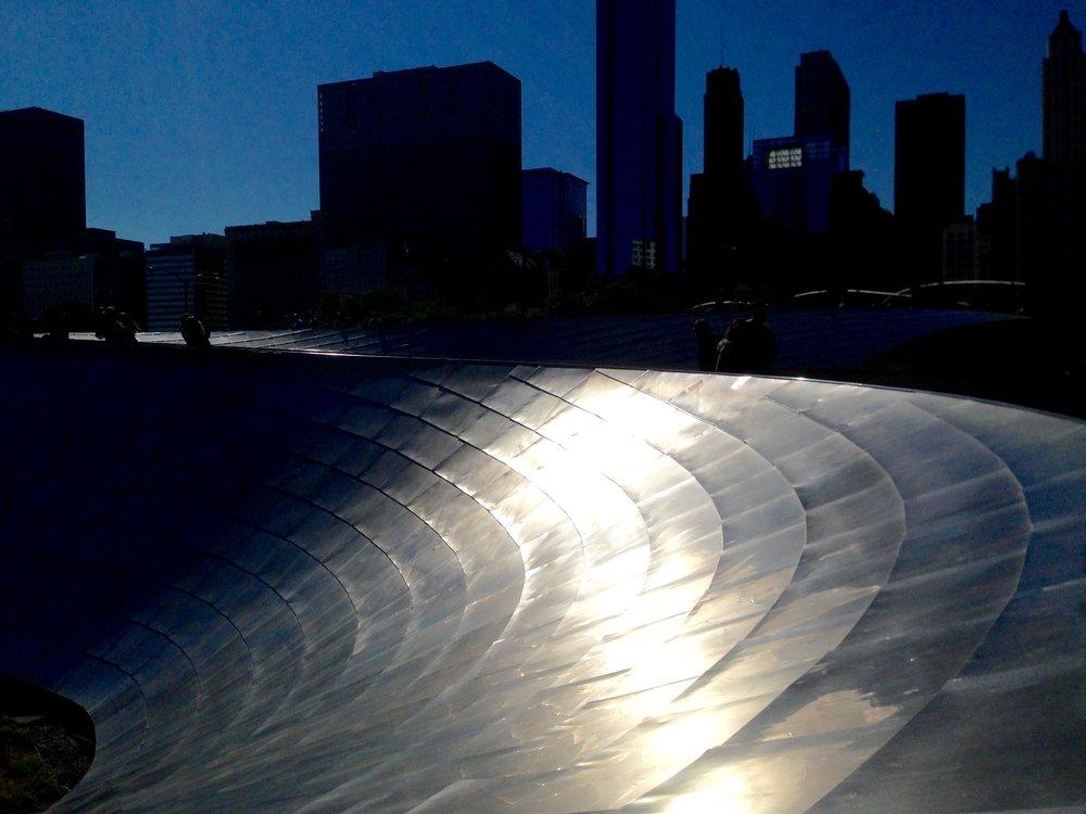 Millennium Bridge - Frank Gehry Architects