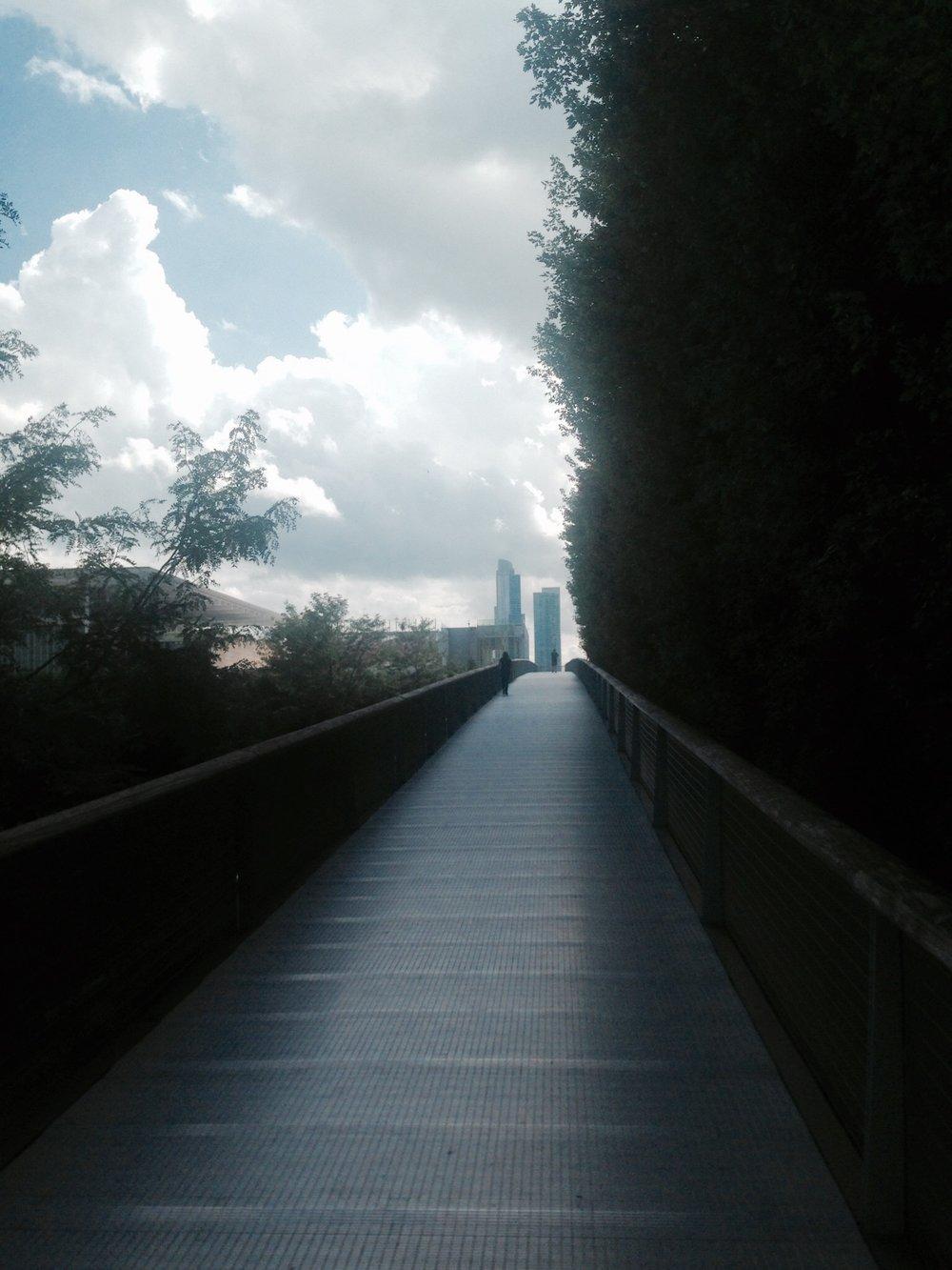 AIC Bridge -  Renzo Piano Building Workshop