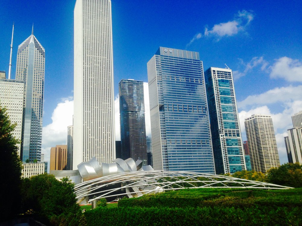 Concert Shell Millennium Park -  Frank Gehry Architects