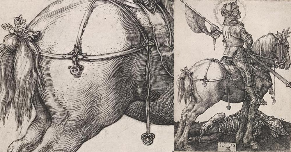 Albretch Dürer lithograph
