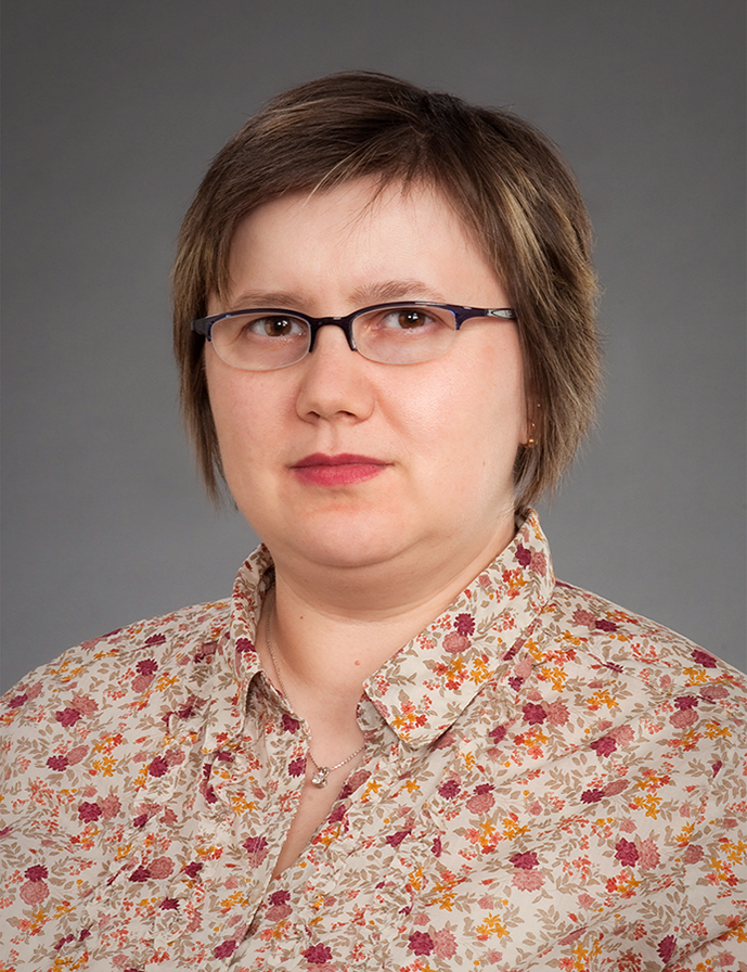 Cristina Furdui, Ph.D.