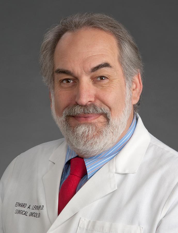 Edward Levine, M.D.