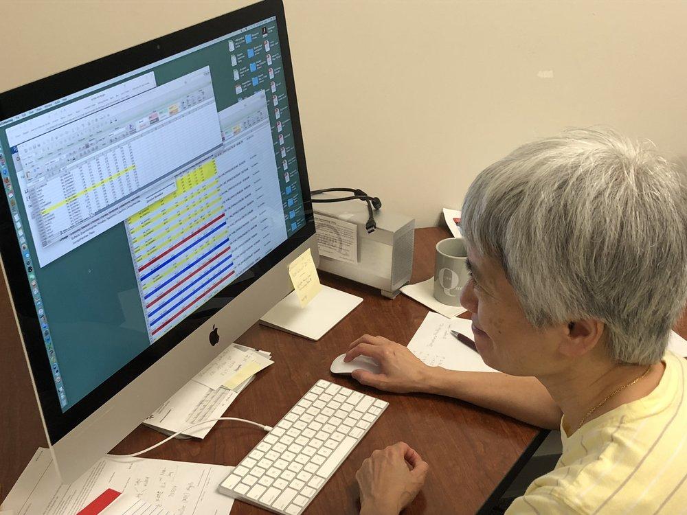Dr. Jeannie Chan