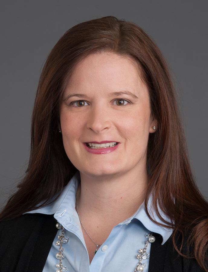 Nicholette Allred, Ph.D.