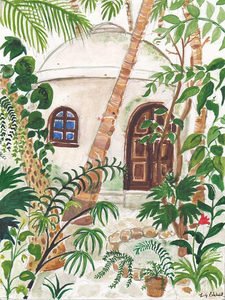 The Secret Garden, Unawatuna