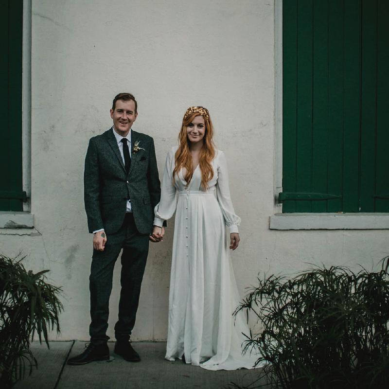 Amanda & Brad -