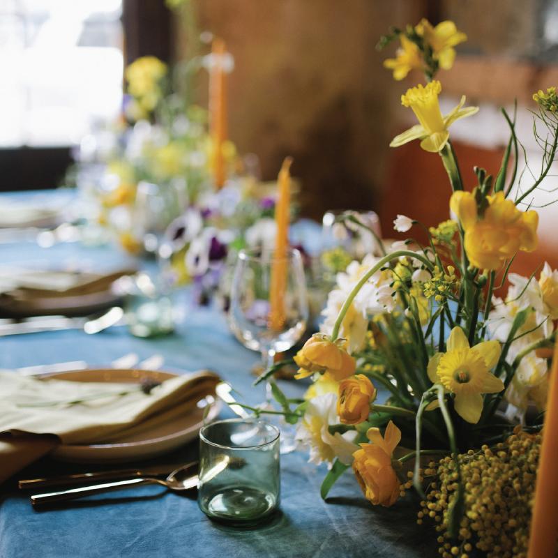 Spring Reception -
