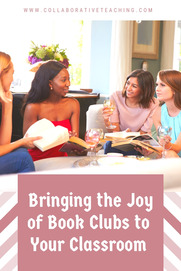 Collaborative Teaching Episode 7 - Bringing the Joy of Book Clubs to Your Classroom.jpg