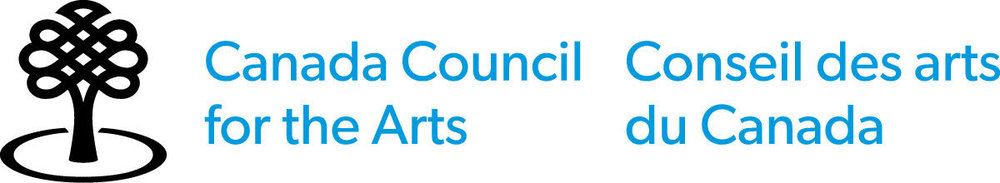 We acknowledge the support of the Canada Council for the Arts.