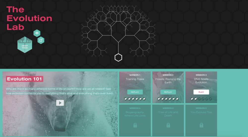 Screenshot of  NOVA Evolution Lab  by NOVA Labs