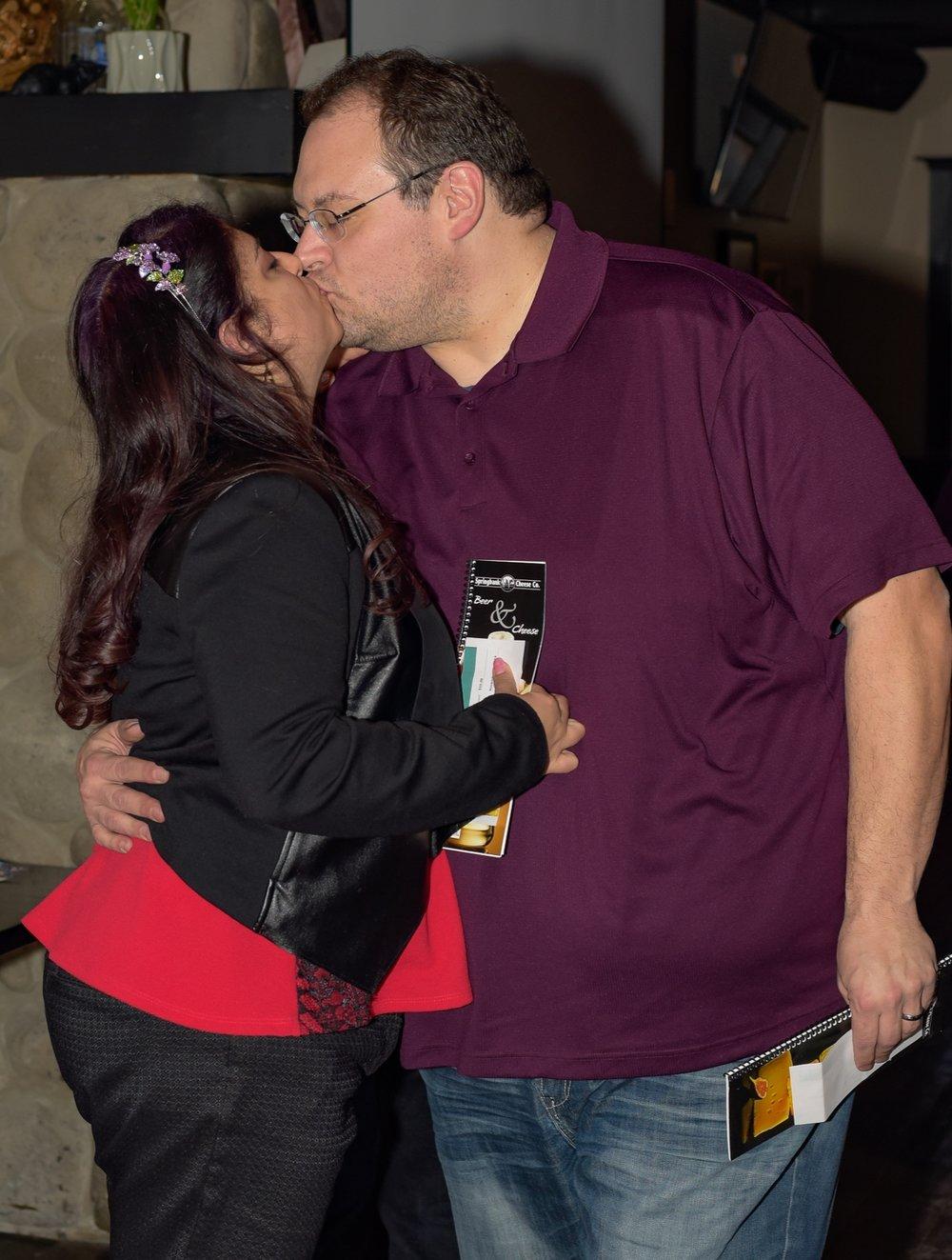 Cupid kiss!