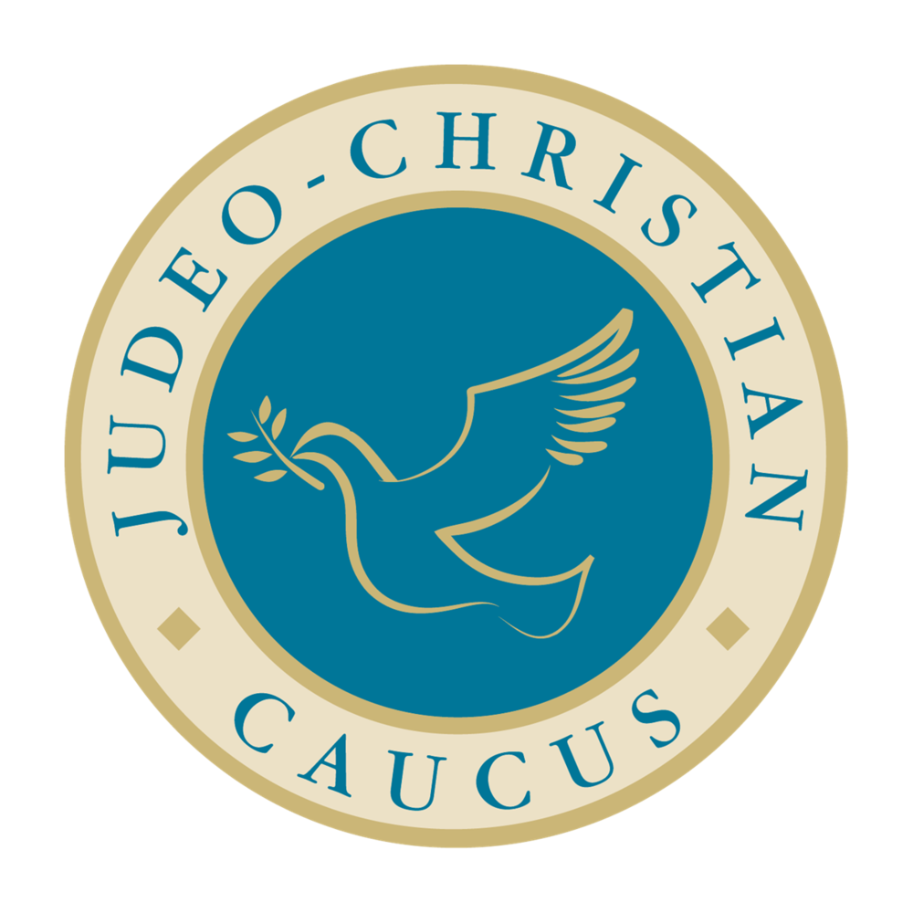 Judeo-Christian Caucus Logo