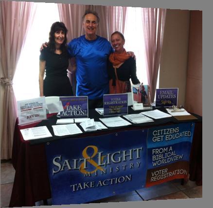 Salt & Light Biblical Citizenship Ministries