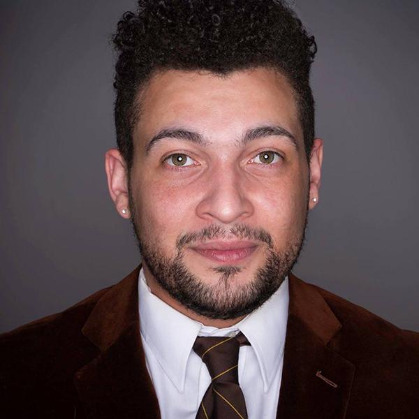 Teddy Burrage  LGBTQ Community Organizer