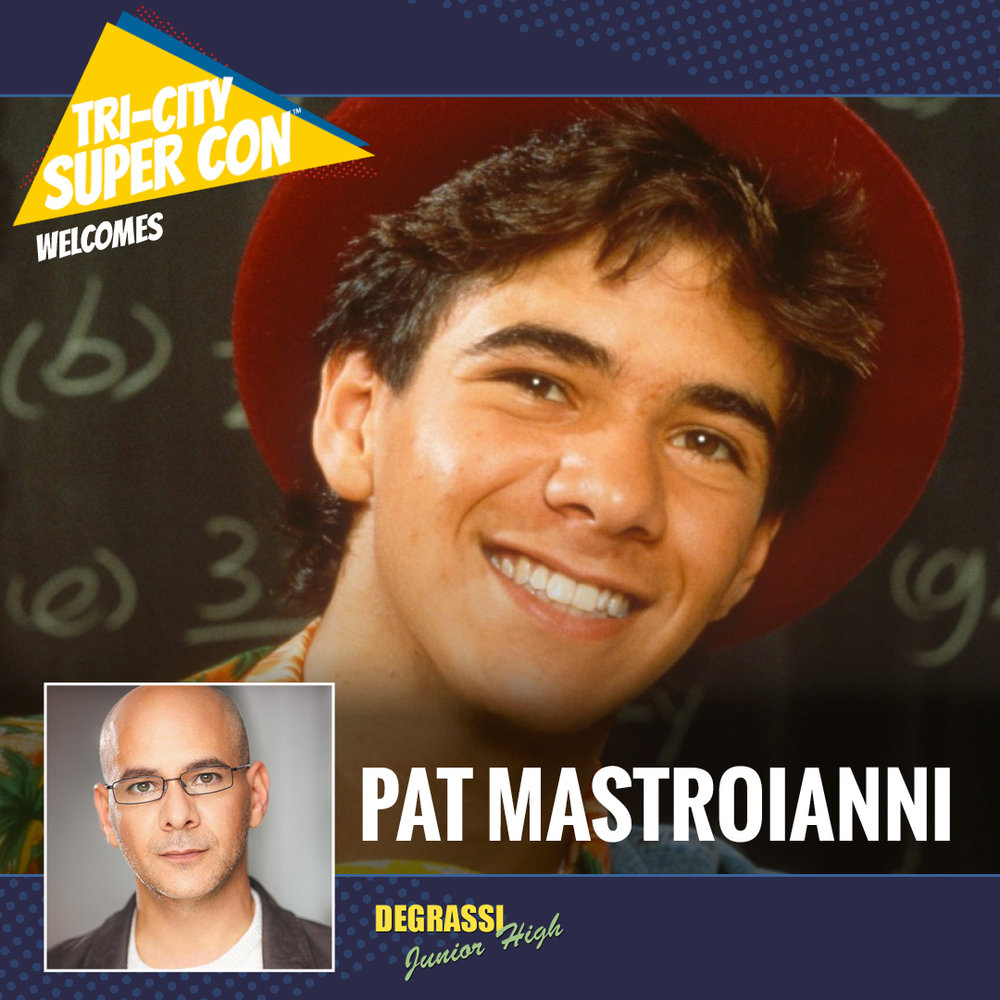 At 13, Pat auditioned for the Degrassi series, and was subsequently cast as Joey Jeremiah. In 1988, Mastroianni won a Gemini Award for Best Continuing Actor in a Leading Role. After Degrassi High ended in 1992. Degrassi: The Next Generation began in 2001, where Mastroianni reprised his role as Joey for five seasons