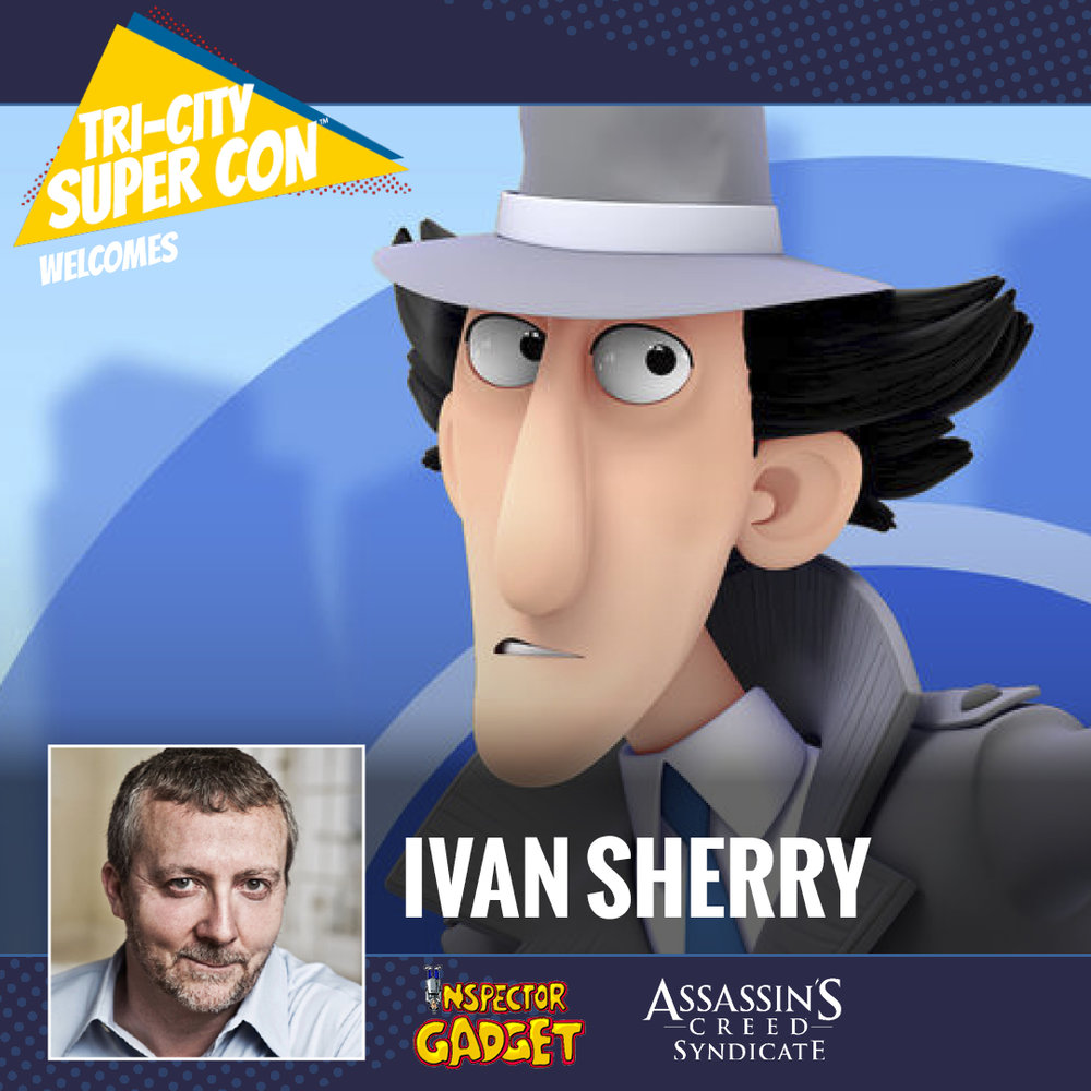 Ivan has been an actor for over two decades. In Video Games, he has lent his voice to such smash hits like Assassin's Creed, Divided, Watchdogs 2 and Splinter Cell. In television, Ivan is the voice of the new Inspector Gadget and Dracula in Season 2 of Hotel Transylvania.