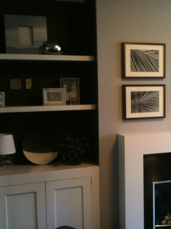 Bespoke - Hand-made and bespoke shelving, cupboards and storage to fit any space.