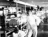 Attendant Aboard Hospital Ship Spanish American War