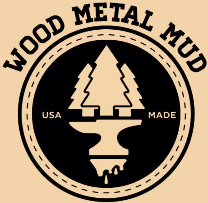 Wood Metal Mud