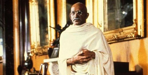 Oscar winning film,  Gandi was  filmed in the Nash
