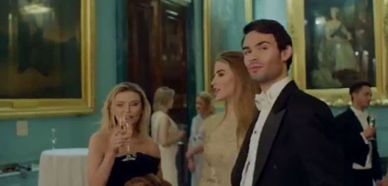 Made in Chelsea  launched season 13 with a Russian Ball in the Nash
