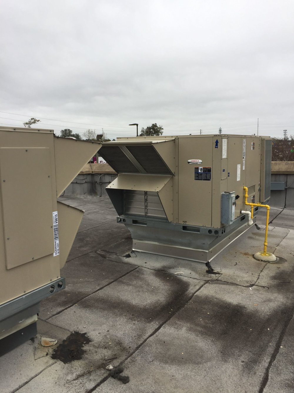 Rooftop Commercial  Unit Jacksonville nc.jpg