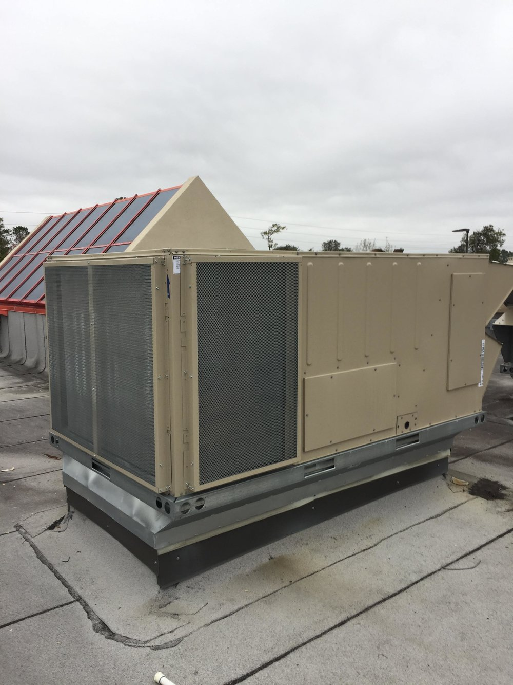 Rooftop Commercial HVAC Unit Jacksonville nc.jpg