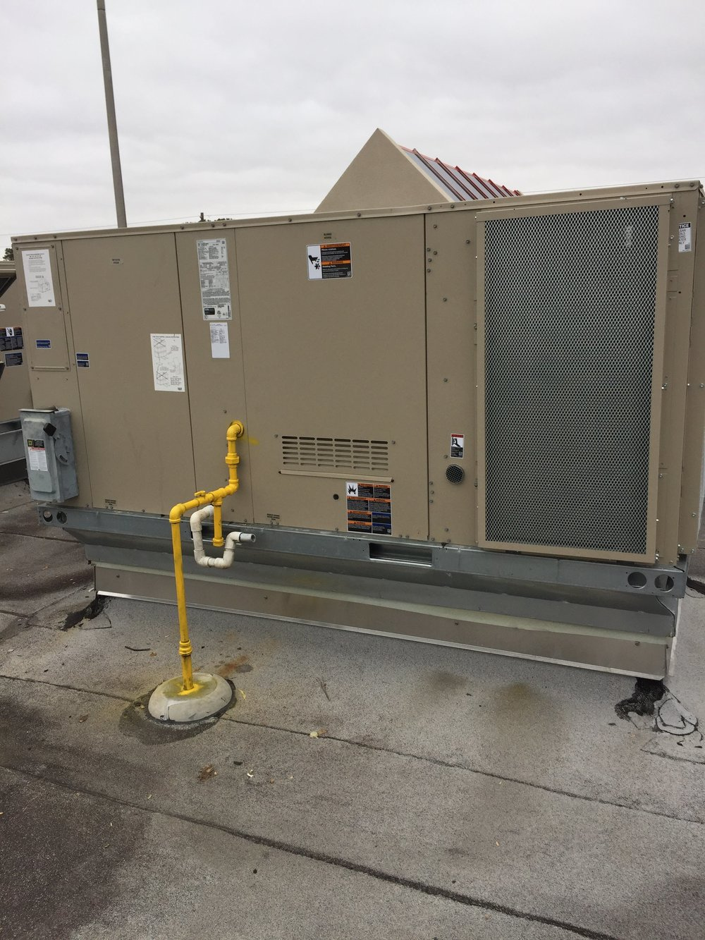 Rooftop Commercial Heating and Air Unit Jacksonville nc.jpg
