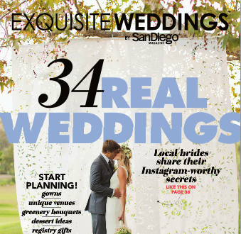 Exquisite Weddings April/May 2016