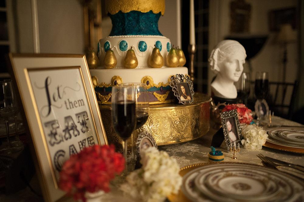 Marie Antoinette: Styled Series