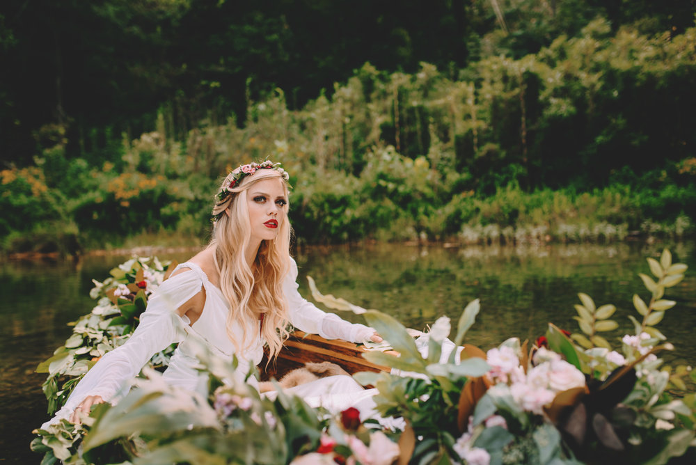 Lady of Shalott: Styled Series