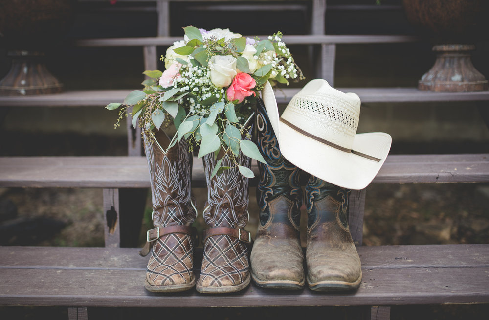 Country Cuties: Real Wedding