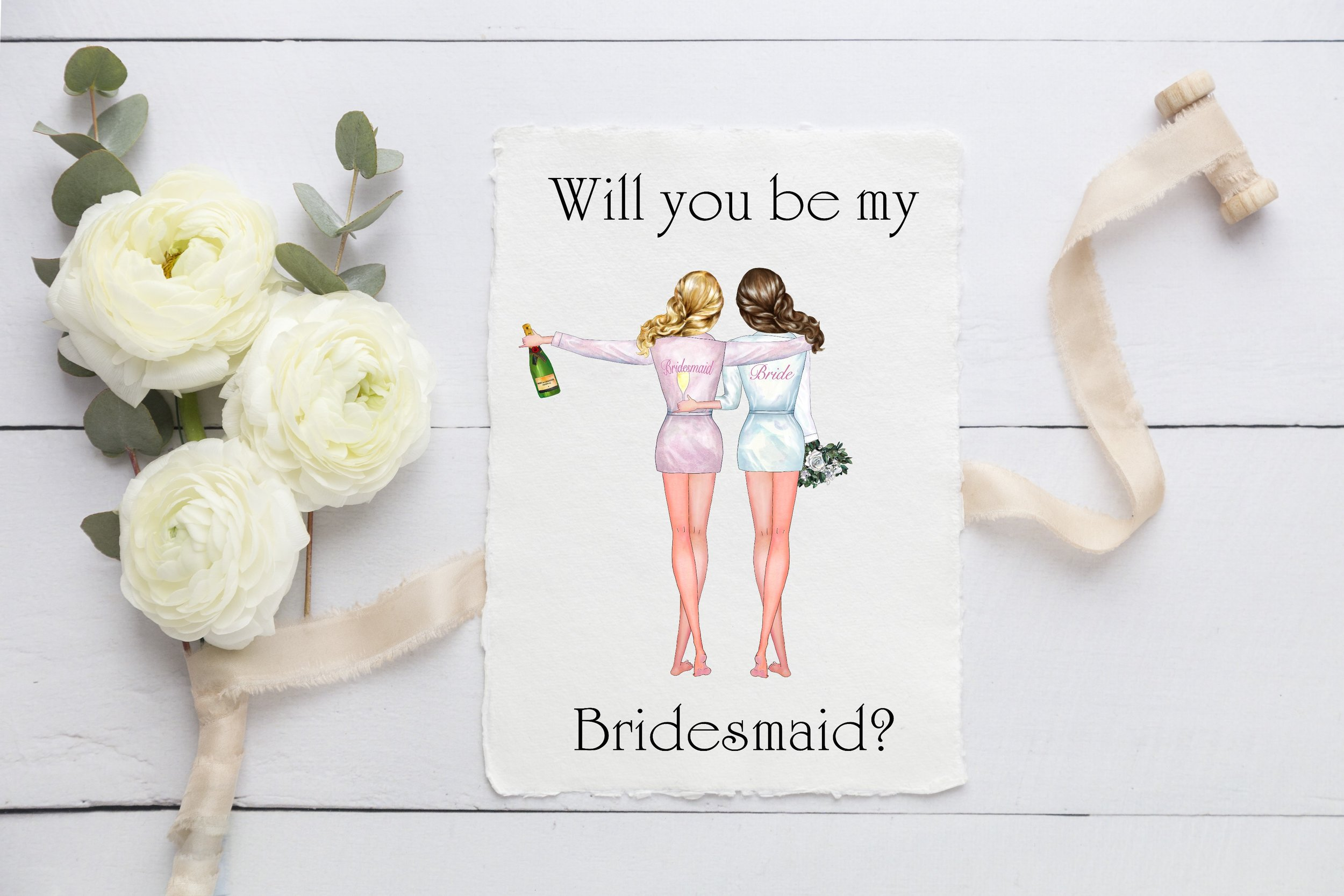 photo about Will You Be My Bridesmaid Printable named no cost printable Blog site Meredith Situations Meredith Situations