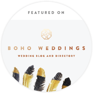 boho weddings badge.png