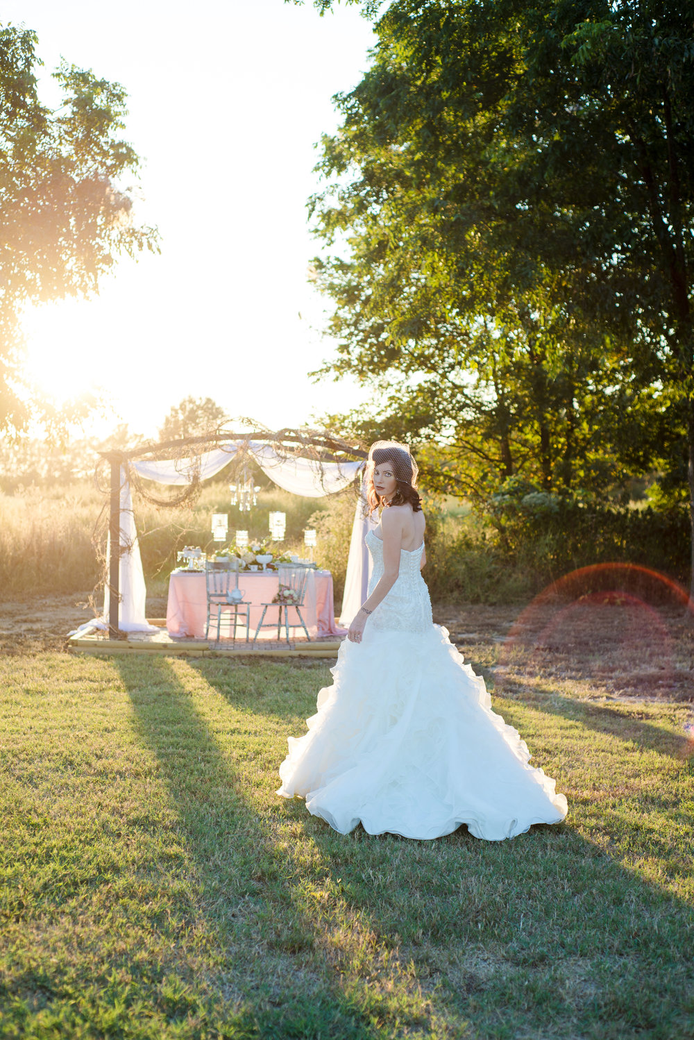 Arkansas Styled Shoot